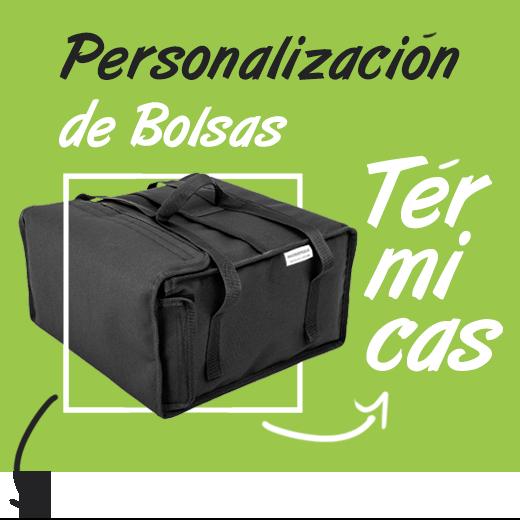 Personalización de Bolsas Térmicas